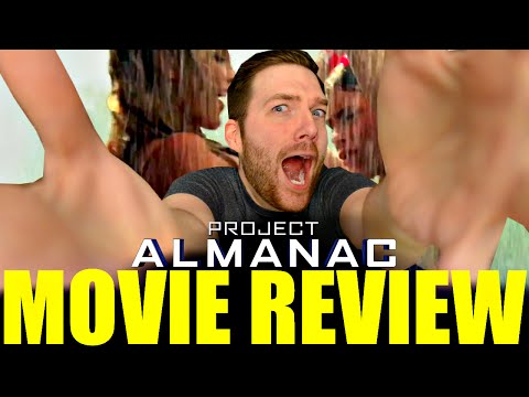 Project Almanac – Movie Review