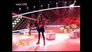 "Ambra Luca - Miley Cyrus - ""Wrecking Ball"" - Next Star"