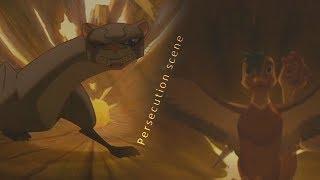 Nonton Leafie A Hen Into The Wild   Persecution  Scene  Film Subtitle Indonesia Streaming Movie Download