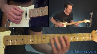 Audioslave  Like A Stone Guitar Lesson