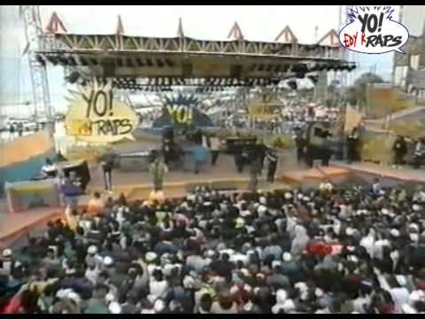Black Sheep – The Choice Is Yours (Live) @ Yo MTV Raps (S.B.) 1992