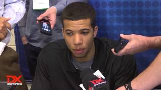 Michael Carter-Williams Draft Combine Interview