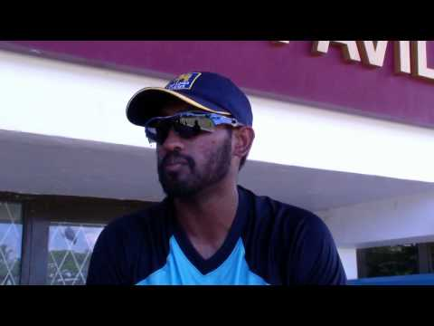 Kulasekara inswinger sends back Elliott - 1st ODI, Christchurch, 2014-15