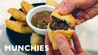 Make Empanadas At Home - Quarantine Cooking by Munchies