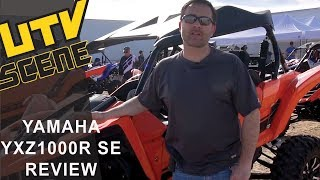 10. Yamaha YXZ1000R SE Ride Review