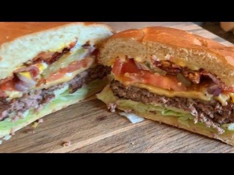 How to make a Bacon Cheeseburger