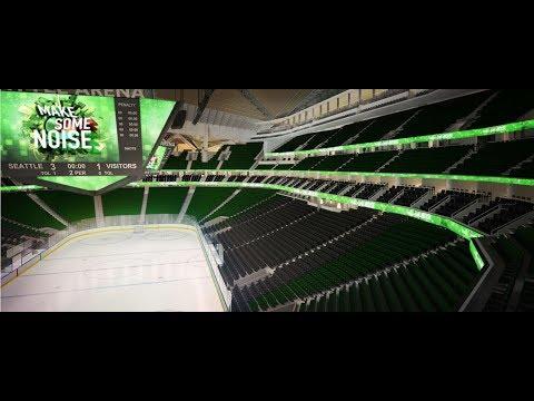 Seattle Arena Decision Monday, Houston Comparison