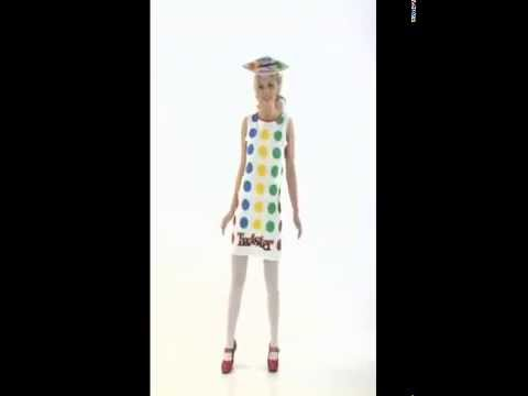 Deguisement Twister Femme-v29509