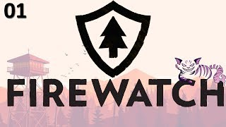 Full Firewatch Playthrough! This will be a blind Let's Play of Firewatch.   Henry takes a job in Wyoming as a fire lookout to escape some of his trouble past. Things get strange as Firewatch gameplay consists of a mystery you must uncover.Buy Firewatch on Steam - http://store.steampowered.com/app/383870/Firewatch/