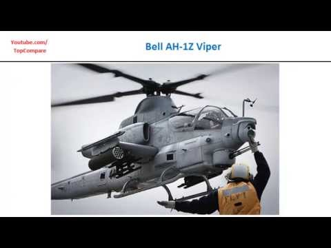 Bell AH-1Z Viper vs AH-64 Apache,...