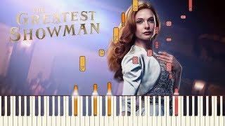 "Video The Greatest Showman - ""Never Enough"" [Piano Tutorial] (Synthesia) MP3, 3GP, MP4, WEBM, AVI, FLV Januari 2018"