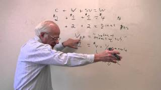 Econ 305, Lecture 15, Part I, Breaking C+V+SV Into Indices
