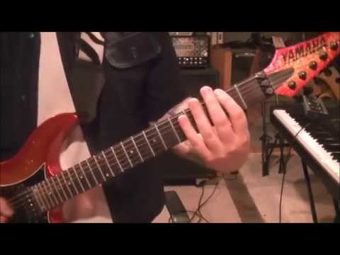 IN THIS MOMENT - WHORE - Guitar Lesson by Mike Gross - How to Play - Tutorial