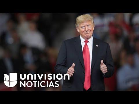 Trump ataca a los demócratas y celebra confirmación y juramentación de Kavanaugh a la Corte Suprema