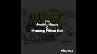 Gamma   Jomblo Happy(With Lyrics & Chord)