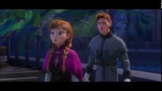 frozen anna punches hans on his face