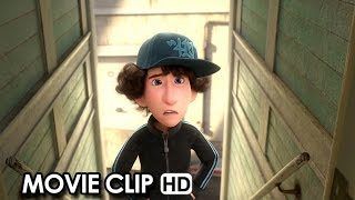 INSIDE OUT Clip Riley's First Date? - Jordan Arrives (2015) HD