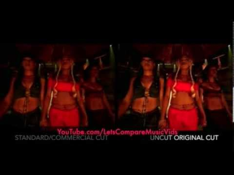 TLC - Unpretty [Comparison Video]