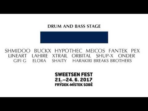 Fantek & Pex - DnB Set - Sweetsen 017