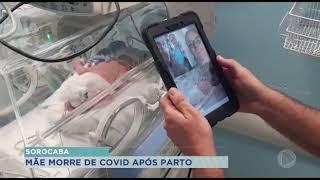 Após dar à luz, jovem morre de Covid-19 em Sorocaba