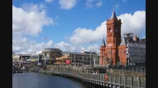 Cardiff United Kingdom  City new picture : Around Cardiff Bay - Cardiff, Wales, United Kingdom