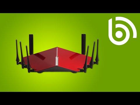 D-Link DIR-890L AC3200 WiFi Broadband Router