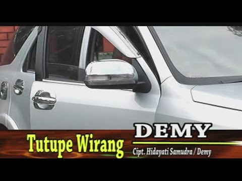 Demy - Tutupe Wirang - [Official Video]