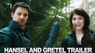 Hansel et Gretel Bande Annonce non censurée