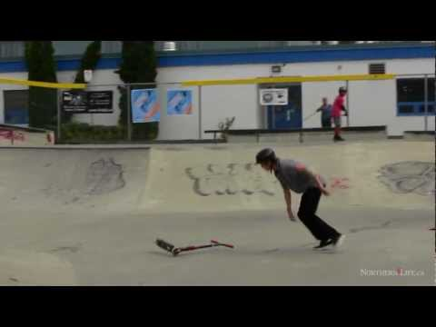 Skate, BMX, scooter competition - Sudbury Sports