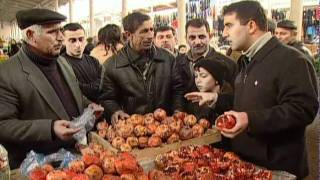 Baku Azerbaijan  city images : Local Markets in Baku, Azerbaijan
