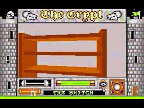 Castle Master + Castle Master II : The Crypt Atari