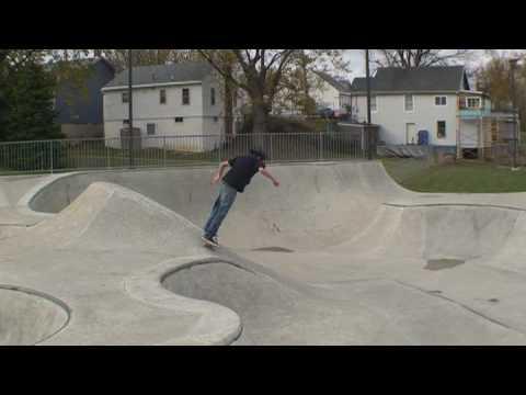 Brett and Chaos Lawrenceburg Skatepark