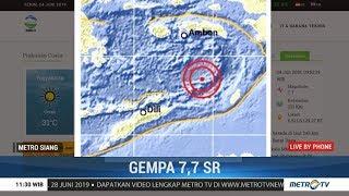 Download Video BMKG: Gempa 7,4 SR di Maluku Barat Daya Tidak Berpotensi Tsunami MP3 3GP MP4