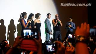 Nonton Vin Diesel wants to shoot a Fast & Furious film in PH Film Subtitle Indonesia Streaming Movie Download