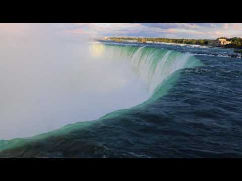 Download AMAZING NIAGARA FALLS CLOSE UP - 5h - SOUNDS FOR SLEEP, RELAXATION, CONCENTRATION HD Mp4 3GP Video and MP3