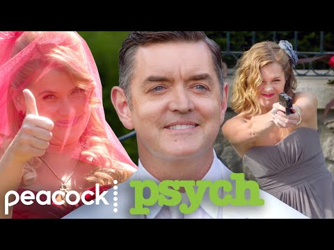 Lassiter's Wedding | Psych