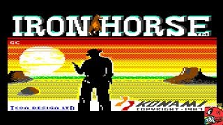 Iron Horse (Commodore 64 Emulated) by ILLSeaBass