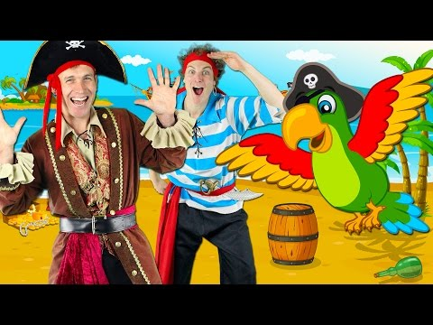 We are the Pirates - Kids Pirate Song   Songs for Children