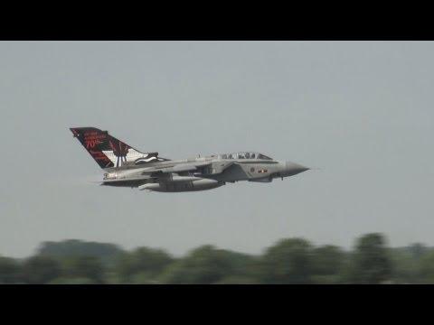The Panavia Tornado Multirole Combat...