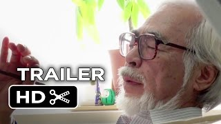 Nonton The Kingdom Of Dreams And Madness Us Release Trailer 1  2014    Hayao Miyazaki Documentary Hd Film Subtitle Indonesia Streaming Movie Download