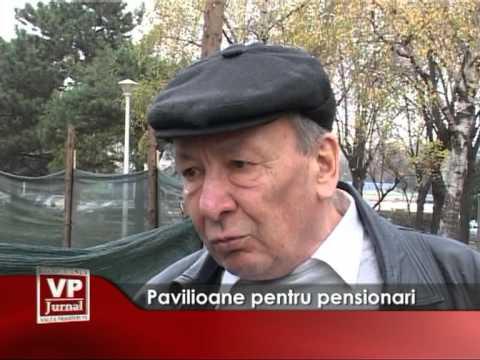 Pavilioane pentru pensionari