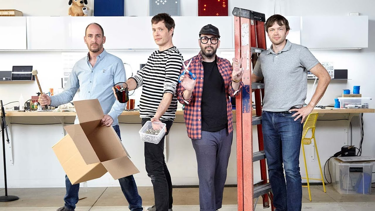 OK Go Sandbox - Surrounding Sounds