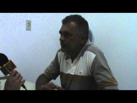 Tenente Laurentino Cruz RN Presidente do STTR João do Sindicato