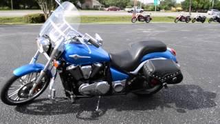 8. 2010 Kawasaki Vulcan® 900 Classic LT - UP039177