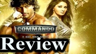 Nonton Commando -  Review - Its Full Of Action - Vidyut Jammwal Film Subtitle Indonesia Streaming Movie Download