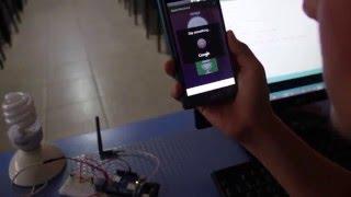 Proyecto presentado por estudiantes de la Escuela de Ingeniería de Sistemas USAT  2016