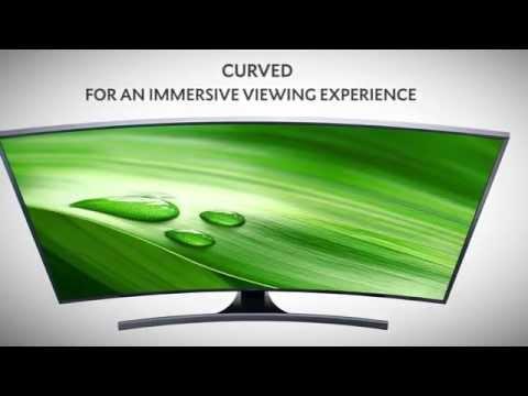 Samsung JU7500 Series UE48JU7500 UE55JU7500 UE65JU7500 UE78JU7500  4K Curved UHD 3D Smart television