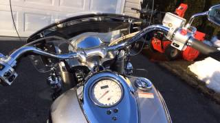 9. 2007 Yamaha Roadstar Silverado 1700