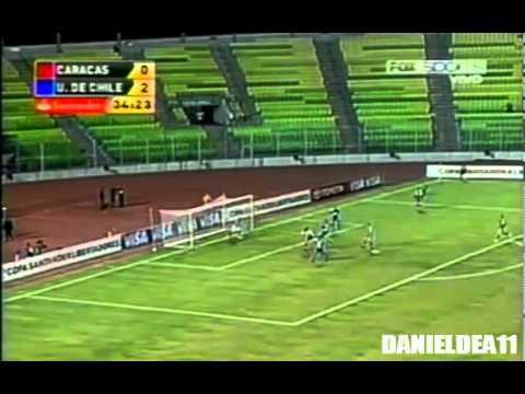 """Histórica participación de la """"U"""" en la Copa Libertadores 2010"""