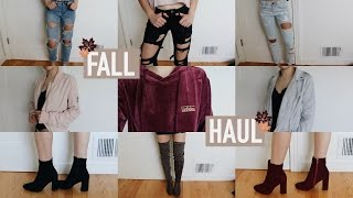 I hope you enjoyed my fall clothing haul (part 1)!!! (PART 2: https://www.youtube.com/watch?v=FI56iBIvUOI) I love you guys so ...